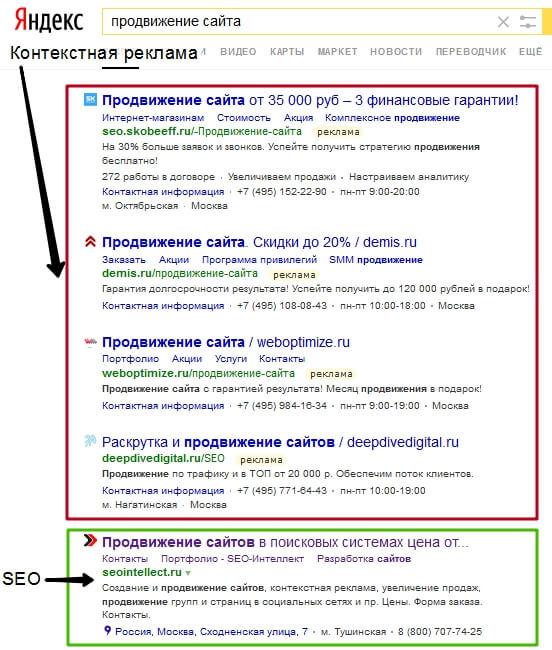 Что такое seo оптимизация программы для создания сайта самостоятельно бесплатно с нуля